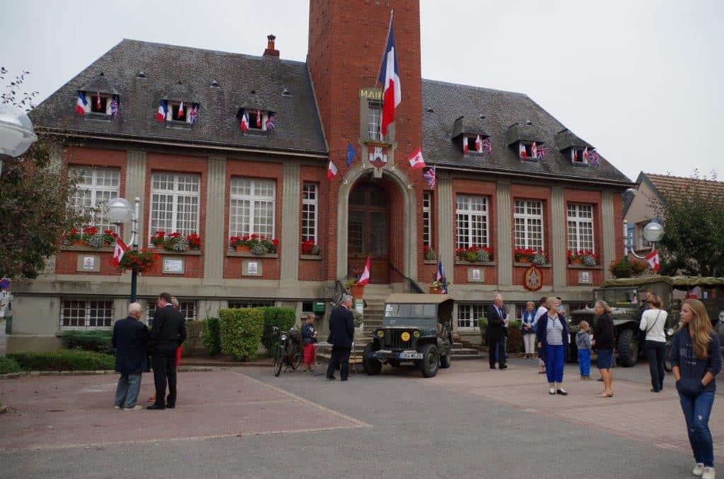Commune de Longueville